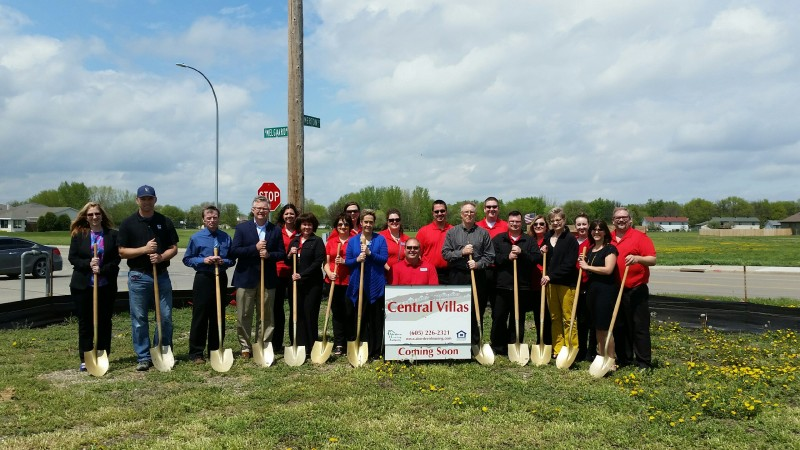 Lloyd Companies Breaks Ground in Aberdeen
