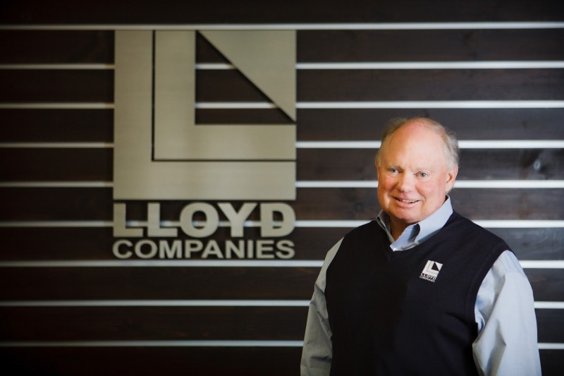 Lloyd Companies congratulates Craig Lloyd on Spirit Award