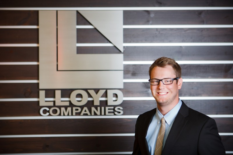 "Drew O'Brien: ""Lloyd Companies has afforded me opportunities beyond my wildest dreams."""
