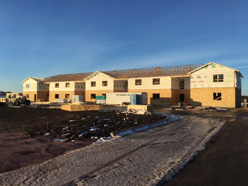 Edgewater Villas Apartment Project Bringing New Living Options To 85th & Minnesota