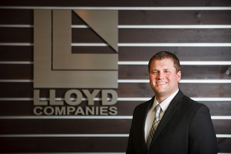 Lloyd Commercial leader named to '40 Under 40' list
