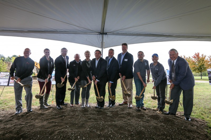 Lloyd Companies breaks ground on signature Sioux Falls downtown development