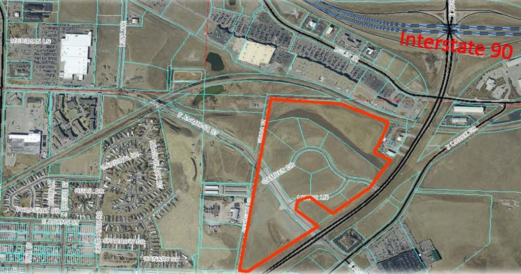 Rapid City Development Land