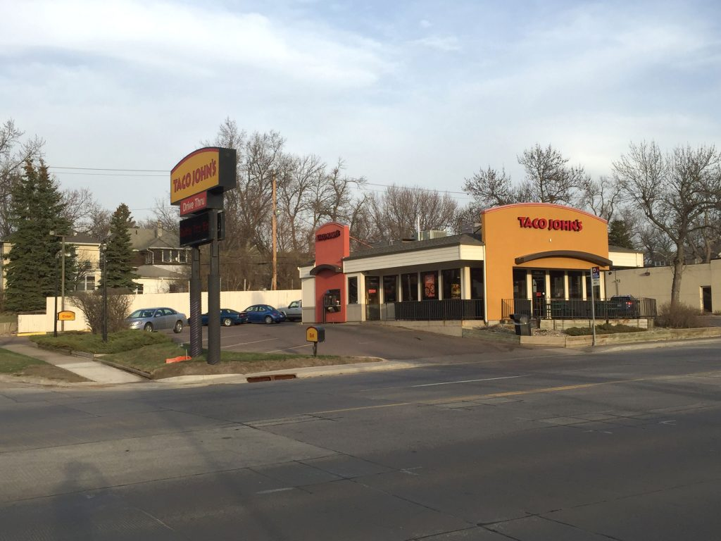 Stand-Alone Building with Drive-Thru Available