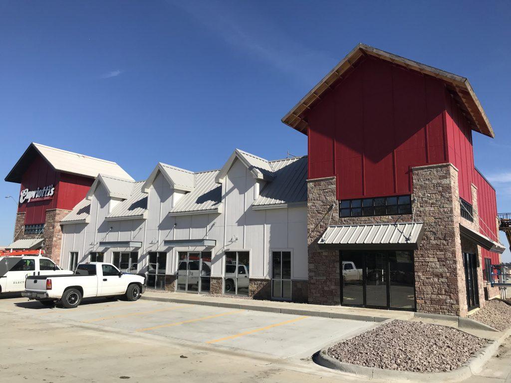 Lake Lorraine Strip Mall