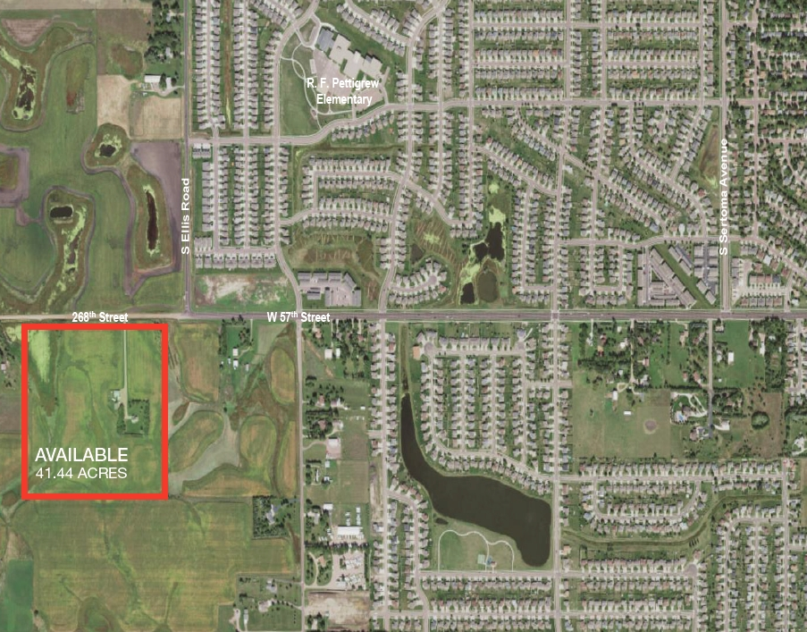 268th Street Land (Acreage For Sale)
