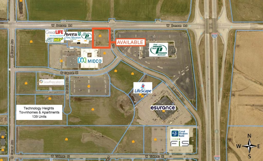 Thelin Business Center Commercial Land