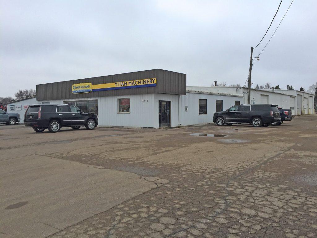 W. 12th Street Industrial
