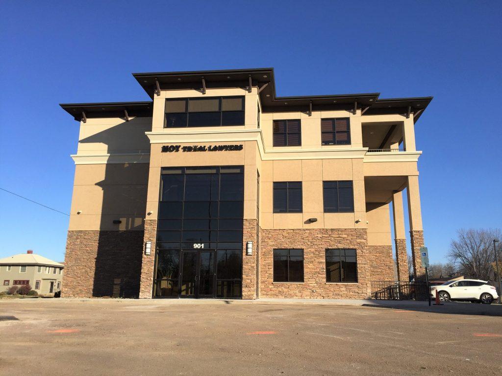 Pettigrew Heights Plaza – Office