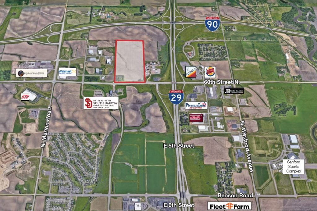 Ekholm & Griffith Development Land