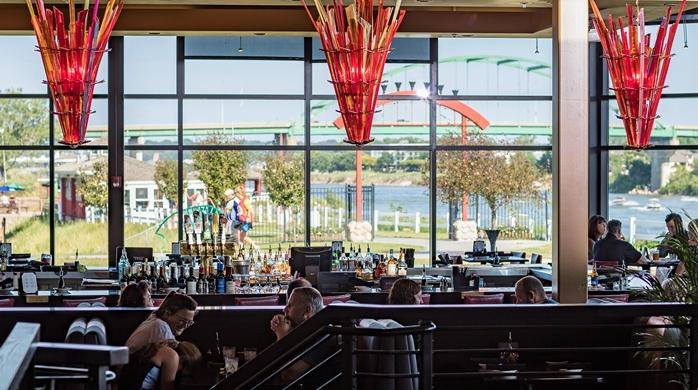 Hilton garden inn sioux city riverfront lloyd companies for Hilton garden inn sioux city riverfront