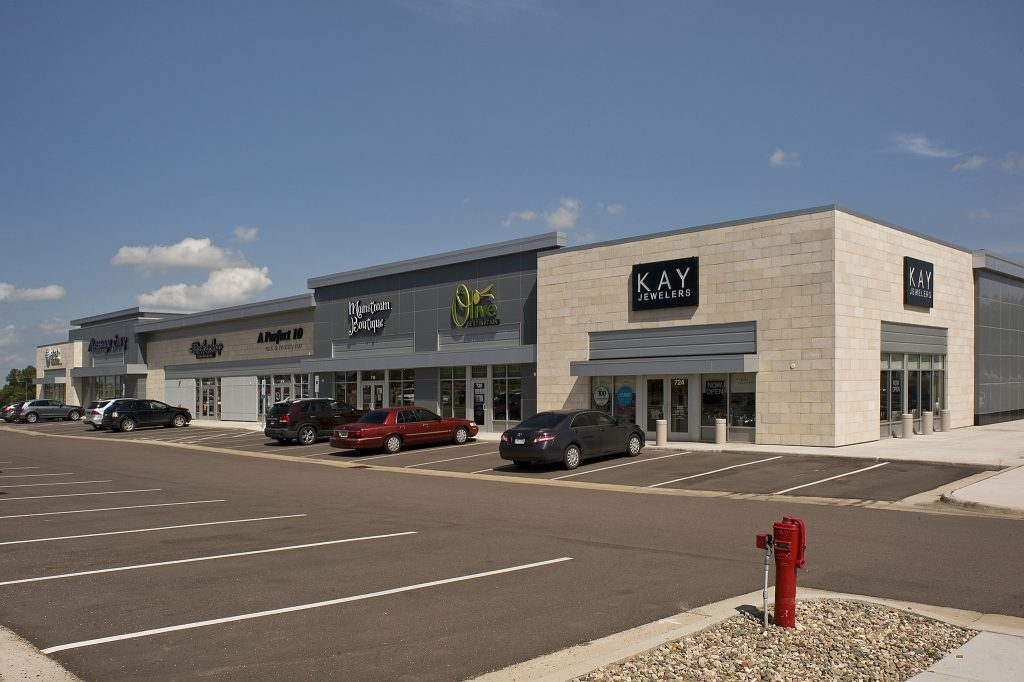 Dawley Farm Village Retail (Sublease)