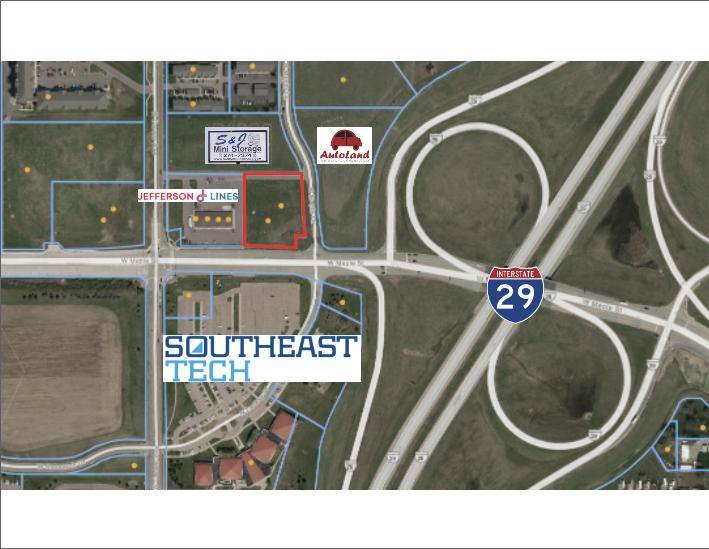 Maple Street Commercial Land – Sale Pending!