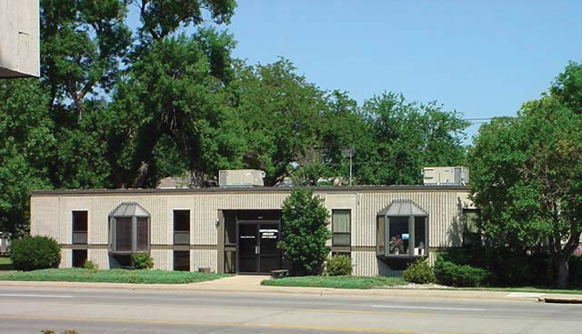 Telford III Office Building