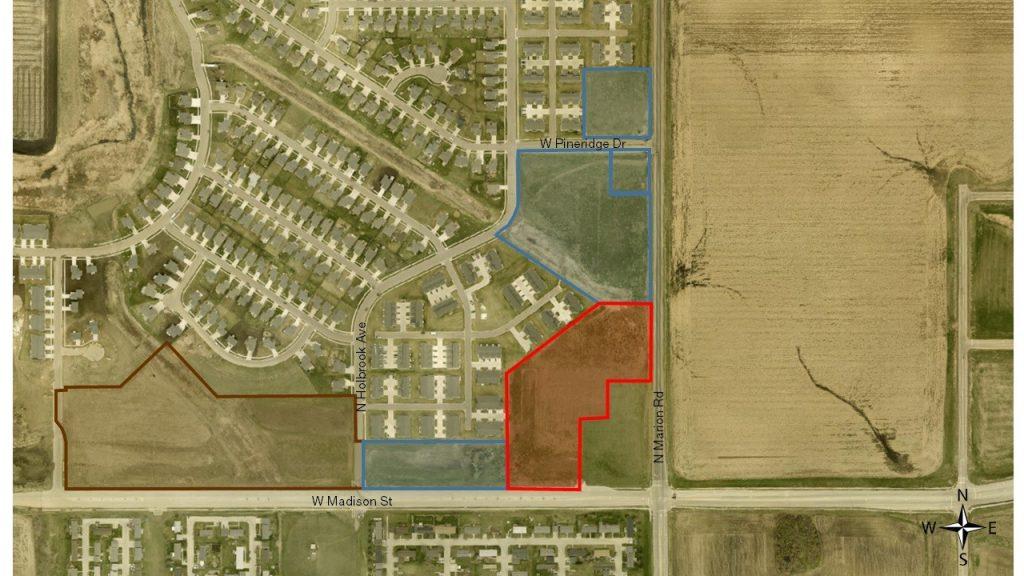 Lalley Estates Development Land