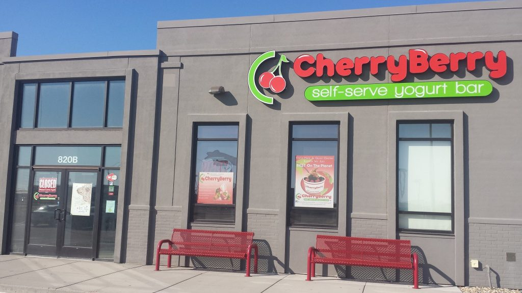 Former Cherry Berry Space – Mitchell, SD