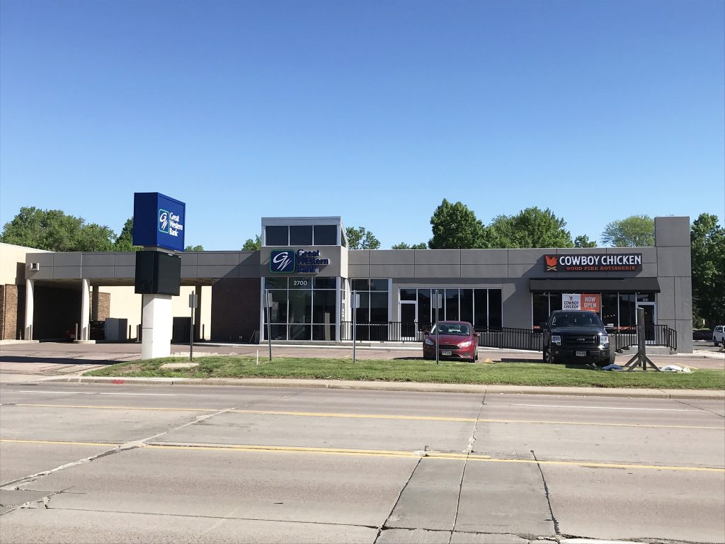 Multi-Tenant Retail Strip Center on 41st Street (Investment Property)