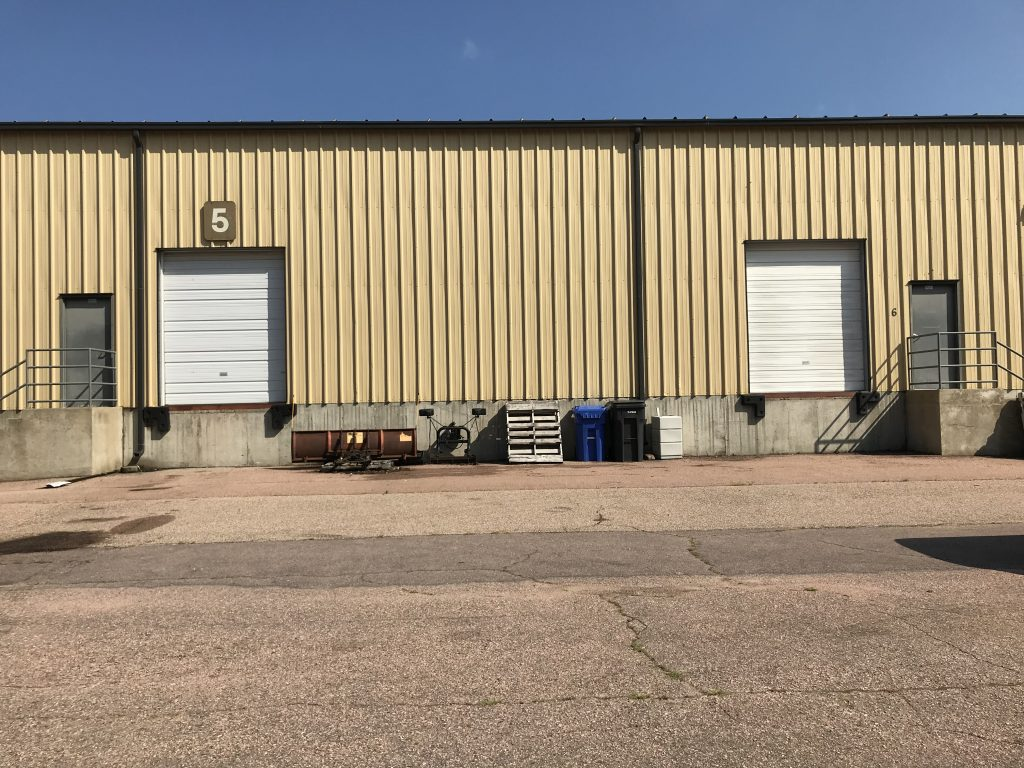 Taylor Cold Storage Building – LEASED