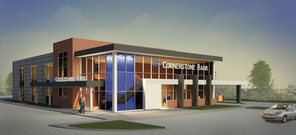 Cornerstone Bank Building