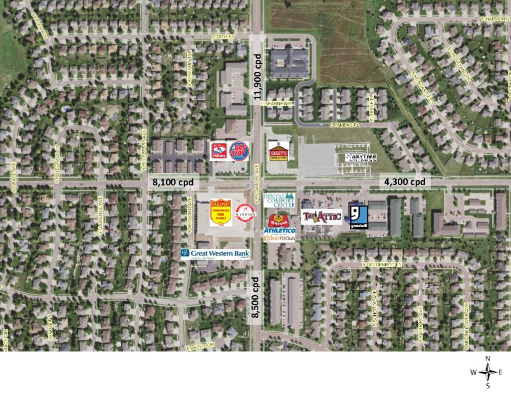 41st St & Sycamore Ave Land For Sale