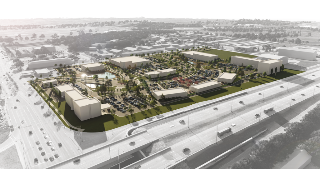Vision For Gage Brothers Site Includes Mixed-Use Development