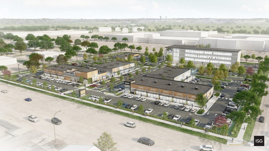 Available In 2019: Empire Place Offers Highly Desirable Retail Center