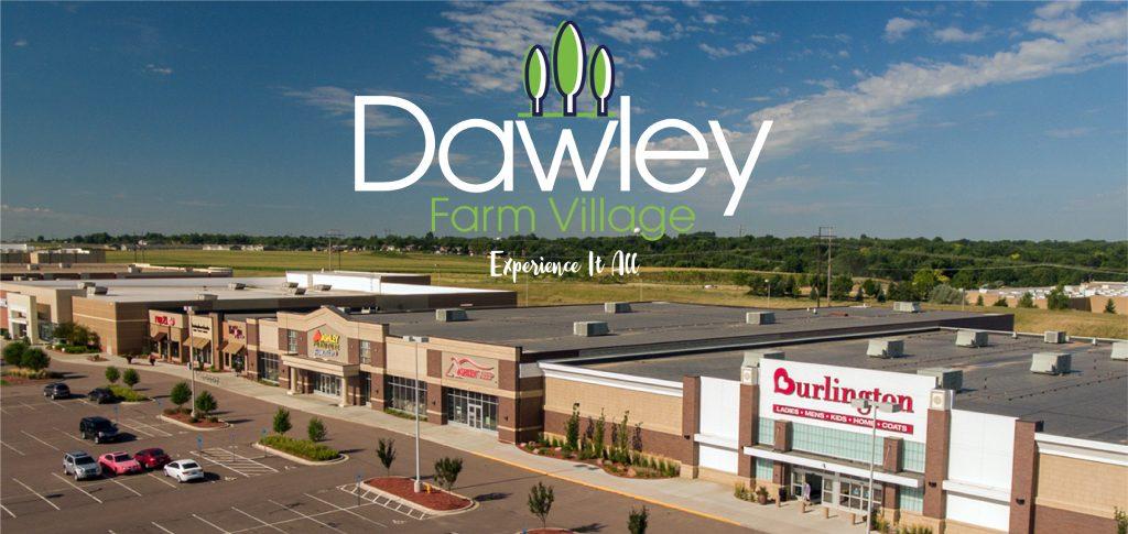 Dawley Farm Arial