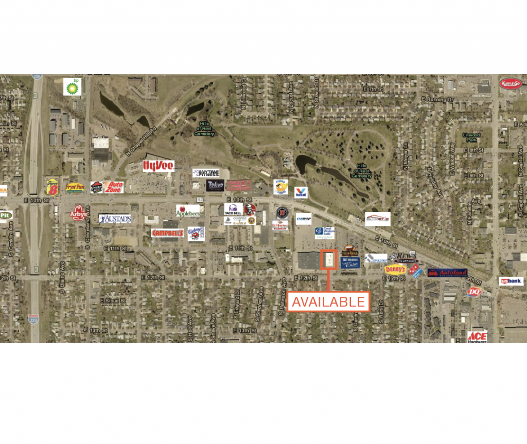 East 10th Street Retail – Ground Lease