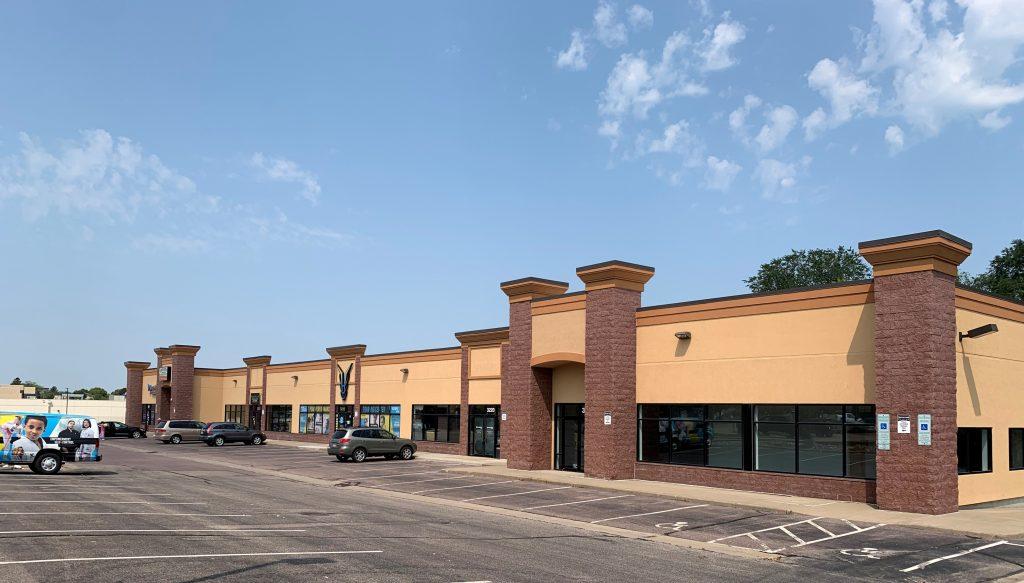 Dacotah Town Centre