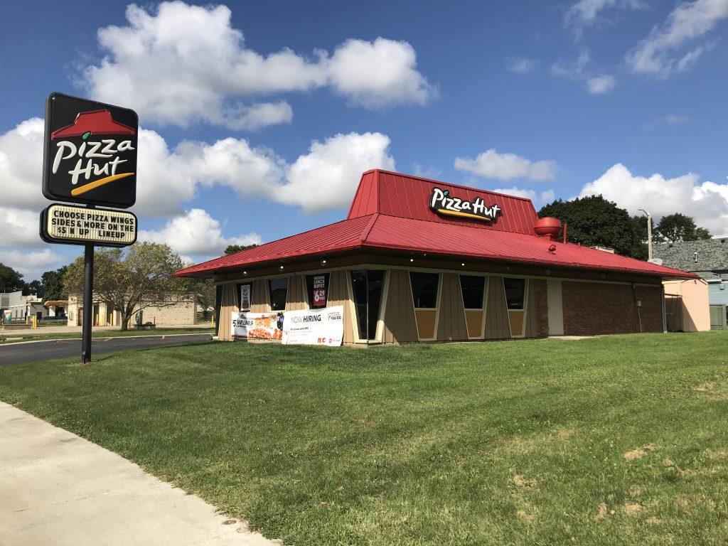 Free Standing Restaurant Building