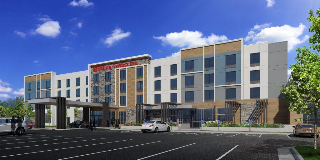 Lloyd Companies Breaks Ground On Hilton Garden Inn