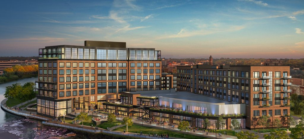 Lloyd Companies Announces Sioux Steel Development and Canopy Hotel