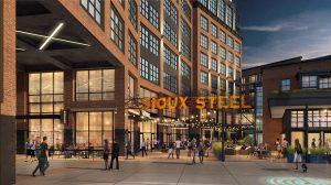 Sioux Steel Development Rendering