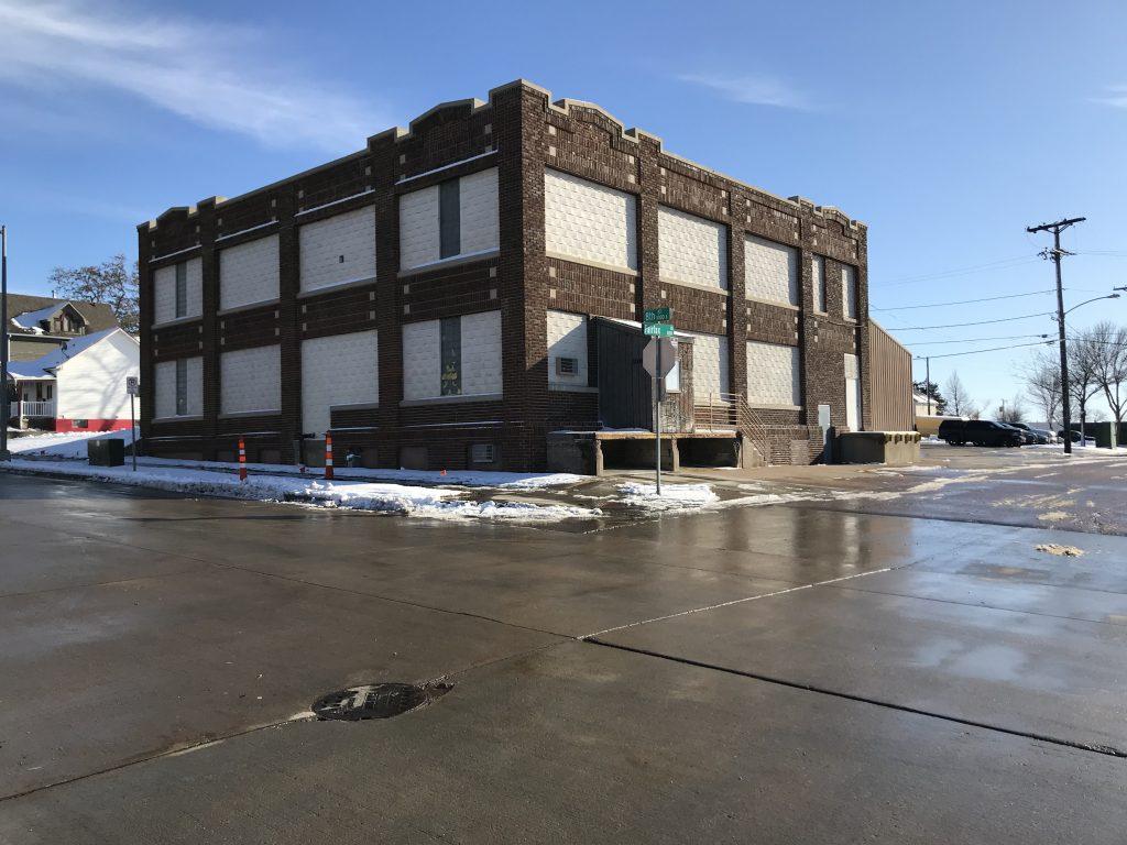 Skoug Candy Co. Warehouse Building