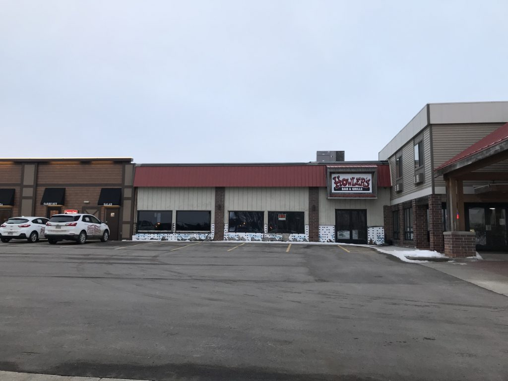 Vermillion Retail – Across from Dakota Dome!