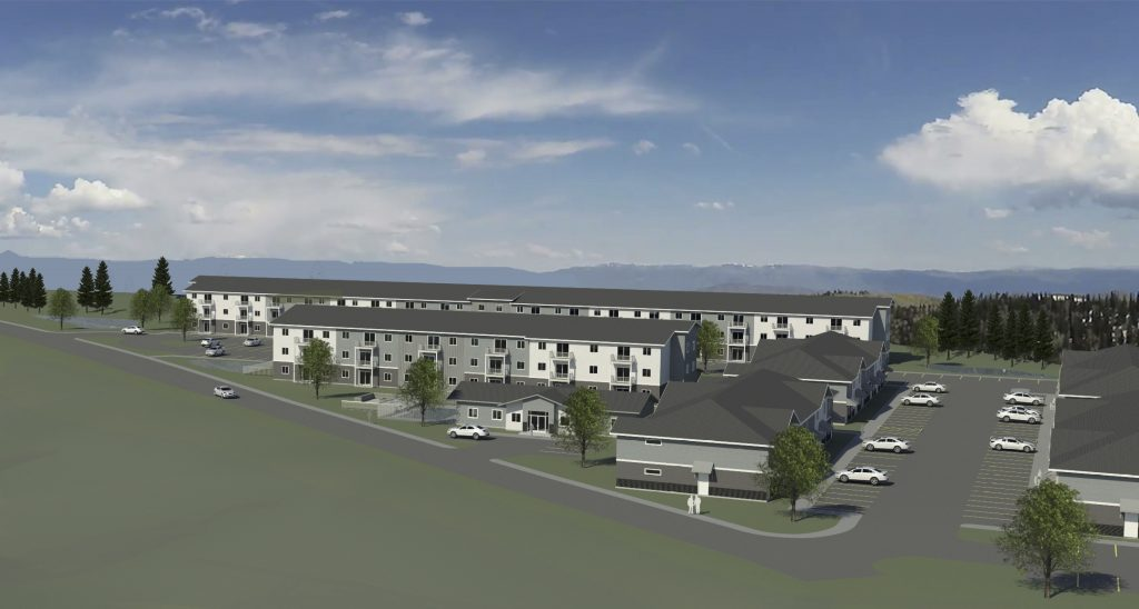 Apartment Complex to Break Ground in Rapid City