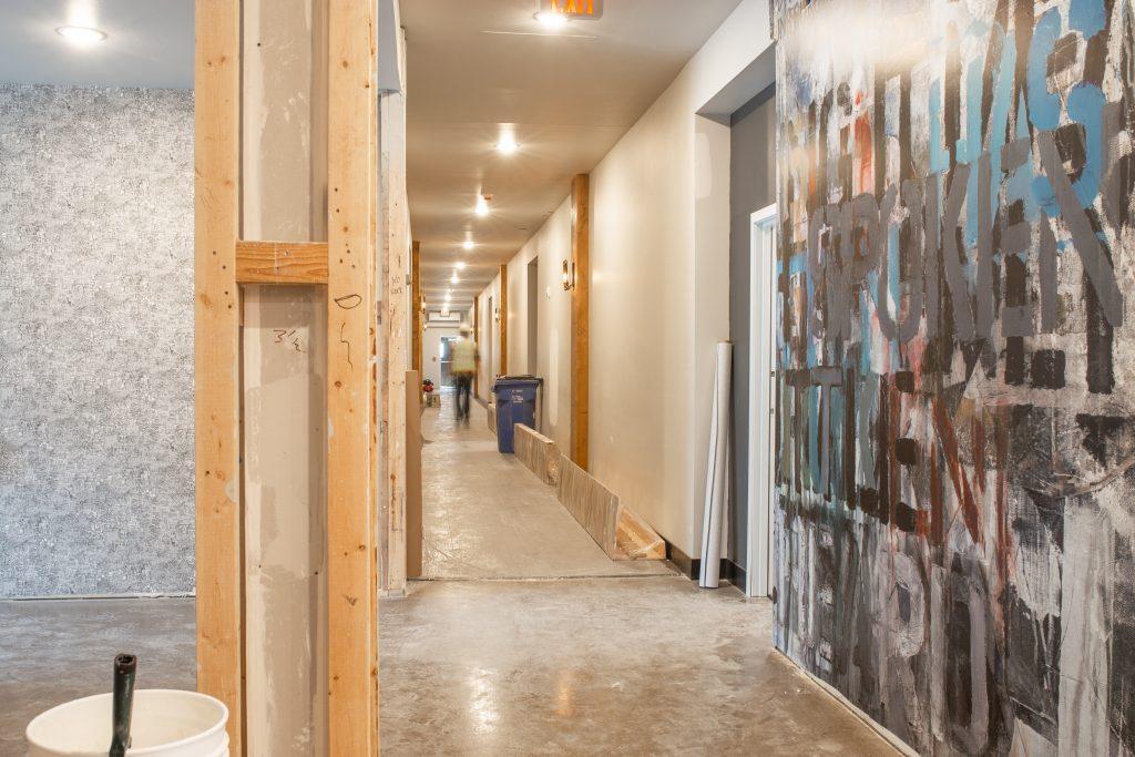 Cascade Building 720 Construction