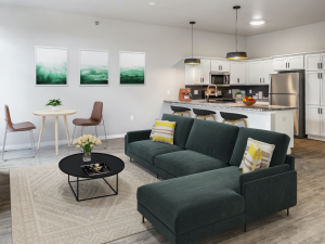 Cascade Staged Apartment Home
