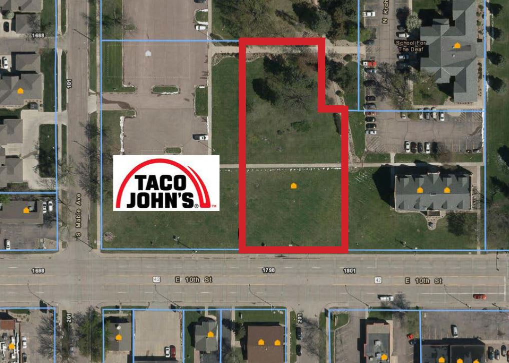 E. 10th Street Commercial Land