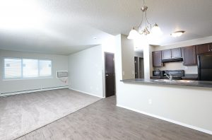 Horizon Place Living, Dining and Kitchen