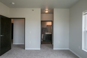 Technology Heights Master Bedroom