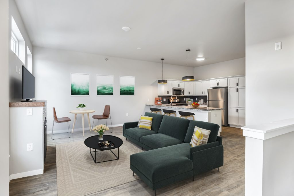 Have You Dreamed Of Downtown Living? Our Lofts Are Open!