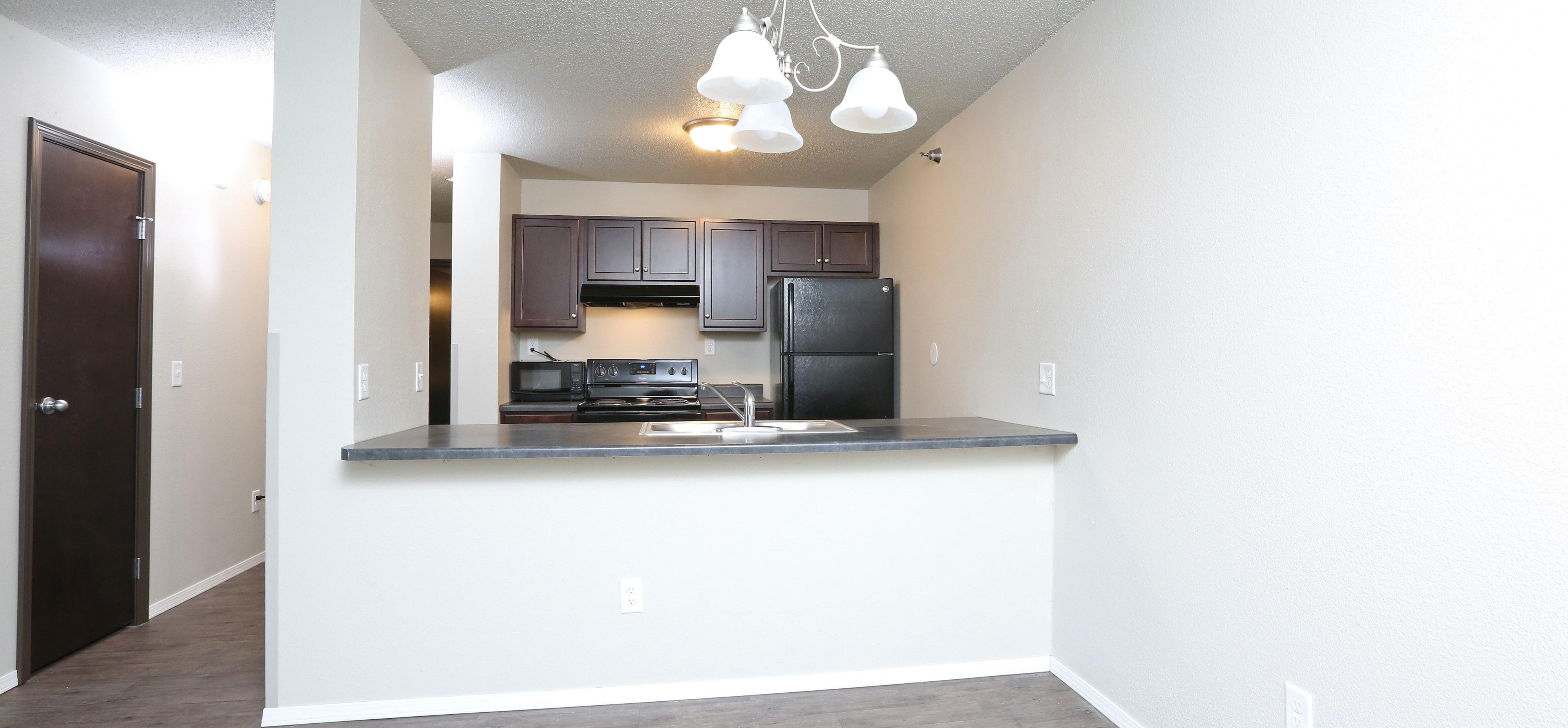 Horizon Apartments Kitchen and Dining room
