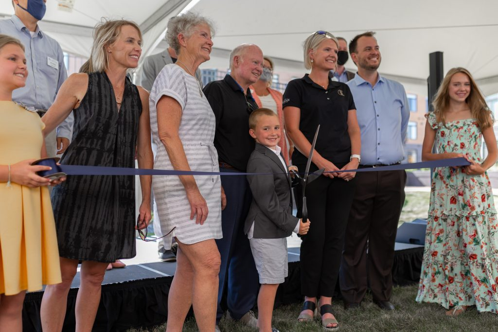 """It's Official: The Cascade Cuts The Ribbon On """"Jewel In The Crown Of Downtown"""""""