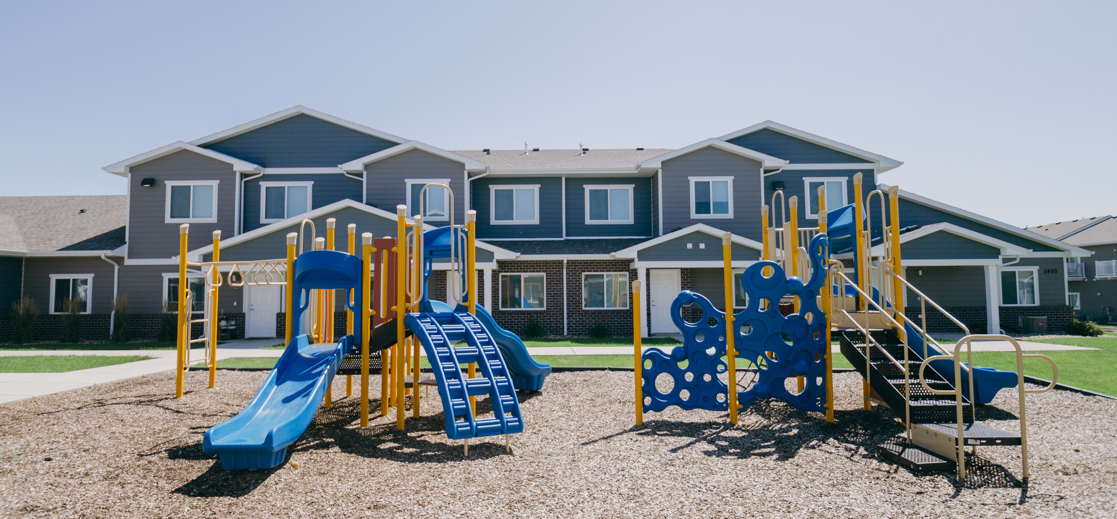 Trinity Point Exterior and Playground