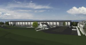 The VUE at Catron Property Rendering
