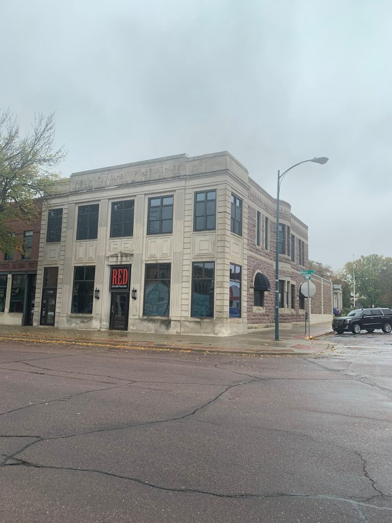 Historic Mixed Use Building with Restaurant in Vermillion, SD