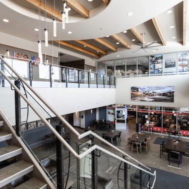 CNA Building Lobby