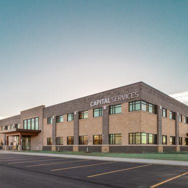 Capital Services exterior