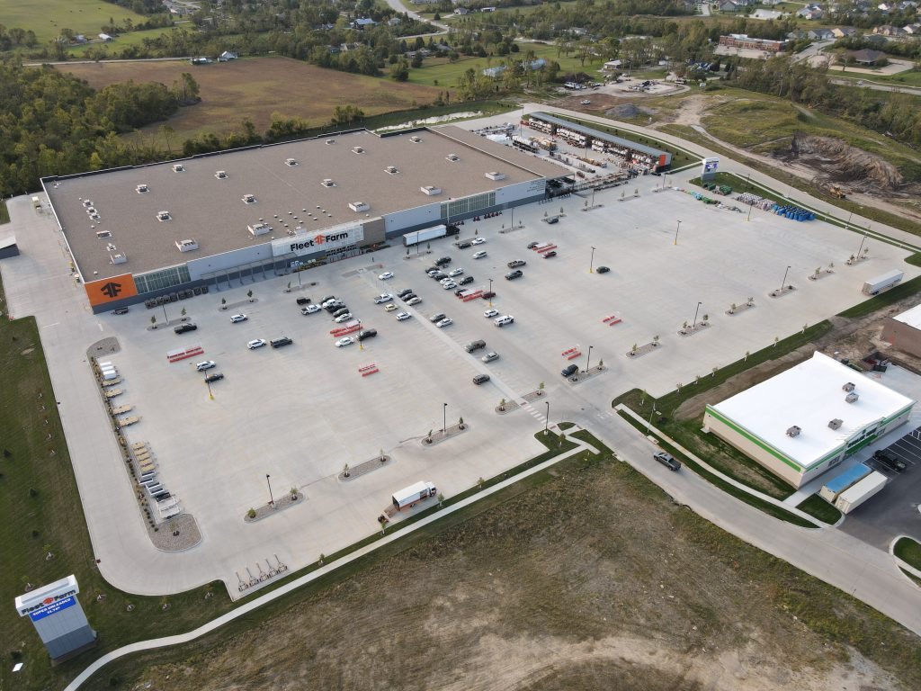Fleet Farm – Cedar Rapids, IA